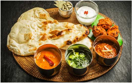 Indian Food Items Apt for Everyone