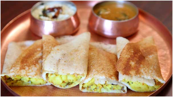 Love to Eat the South Indian Food?