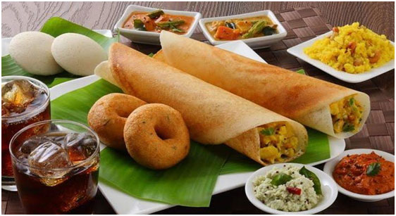 Nourishment in India and South Indian Delicacies